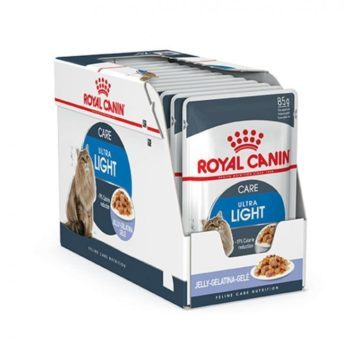 Royal Canin Ultra Light in Jelly 12x85 g