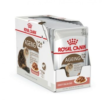 Royal Canin Ageing +12 in Gravy 12x85 g