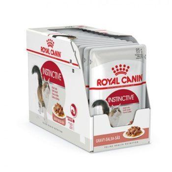 Royal Canin Instinctive in Gravy 12x85 g