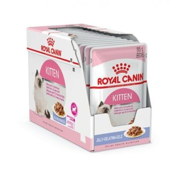Royal Canin Kitten in Jelly 12x85 g