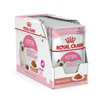 Royal Canin Kitten in Gravy 12x85 g