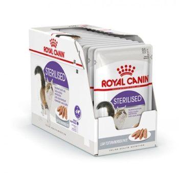 Royal Canin Sterilised Loaf 12x85 g