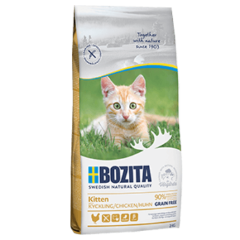 BOZITA KITTEN GRAINFREE CHICKEN