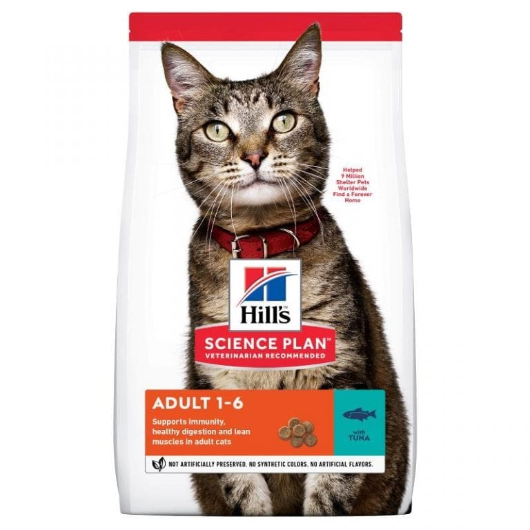 Hill`s Feline Adult Tuna