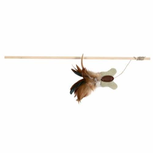 Trixie viftepinne med sommerfugl og fjær