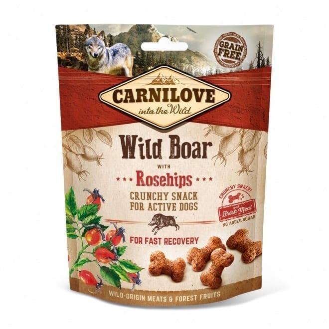 Carnilove Snack crunchy vildsvin 200 g