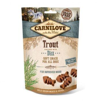 Carnilove Snack crunchy ørret 200 g