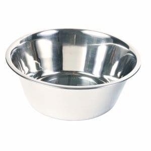 Matskål rustfritt stål