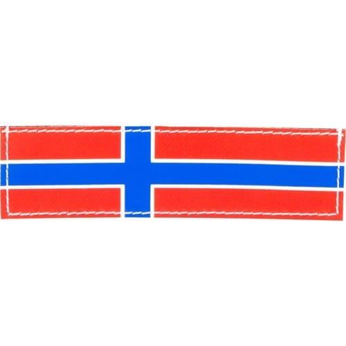 Label flagg Tropehagen