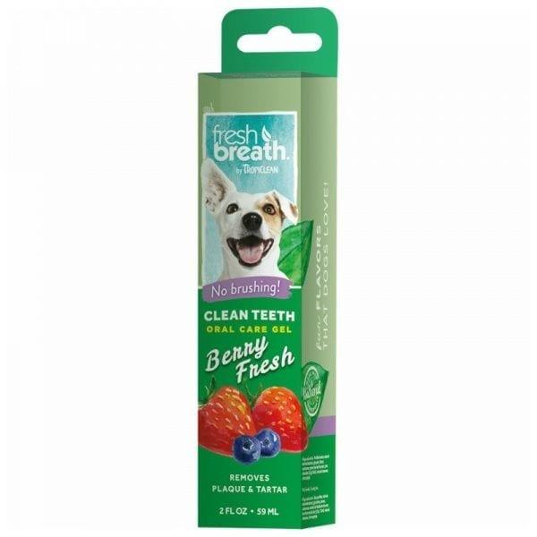 Tropiclean oral gel