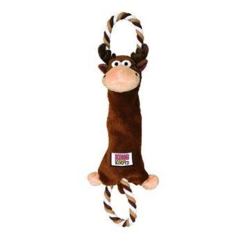 Kong Tugger Knots Elg Draleke M/Large