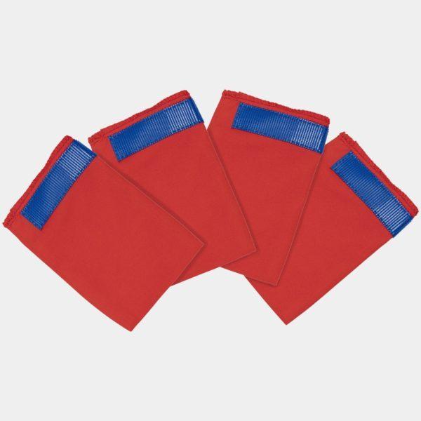 SNØSOKKER NON-STOP Rød eller blå ,flere størrelser
