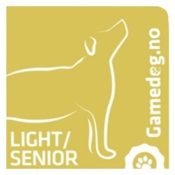 Gamedog.no light-Senior