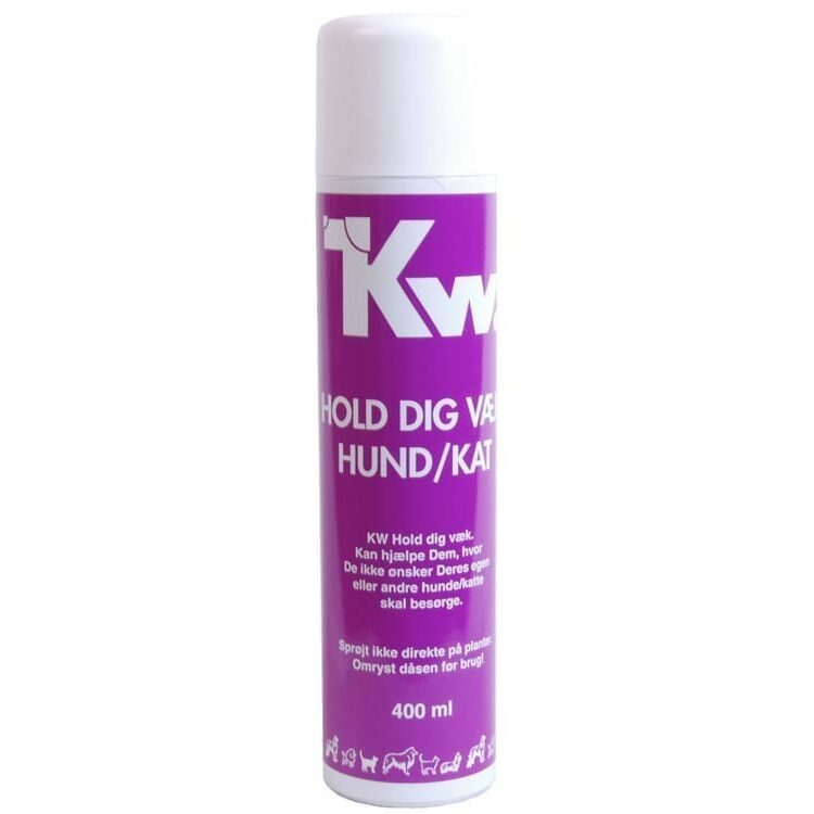 KW Hold Deg Vekk Spray 400 ml