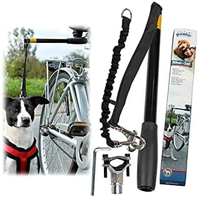Sykkelfeste til hund