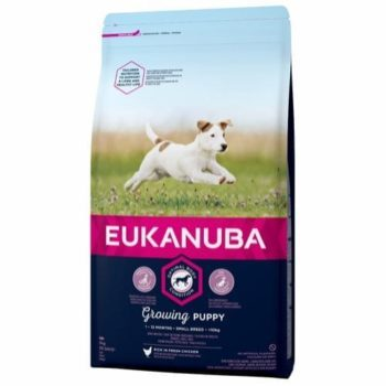 Eukanuba Growing Puppy Small Breed 3 kg