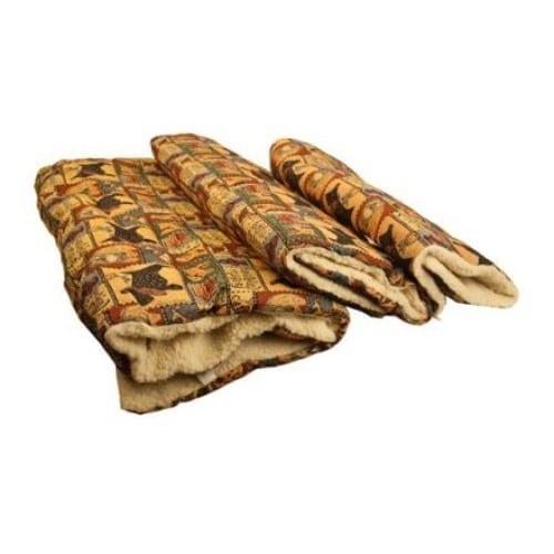 Høstpledd, Hundefilt, varmeisolerende i Old English style