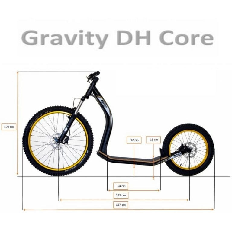 GRAVITY FREE DH Core