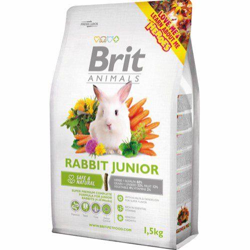 Junior Kaninfor Brit complete 1,5kg
