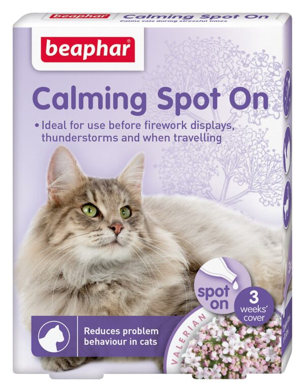 Beaphar Calming Spot on