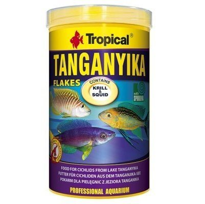 TROPICAL TANGANYIKAFLAKES