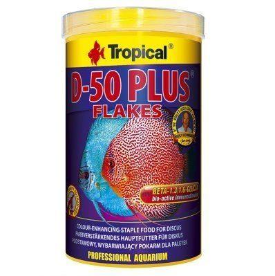 TROPICAL DISCUS D50PLUS