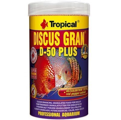 TROPICAL DISCUS D50PLUS GRANULAT