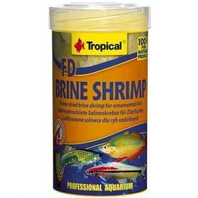 TROPICAL FD BRINE SHRIMP 100ML