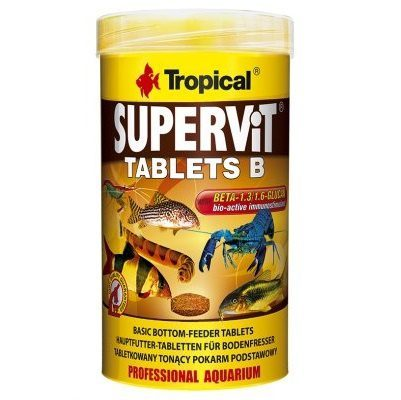 TROPICAL SUPERVIT TABLETS B