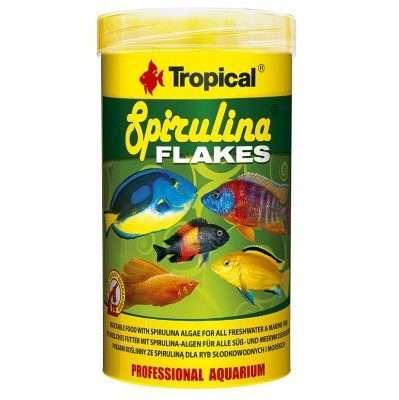 Tropical Spirulina Flak