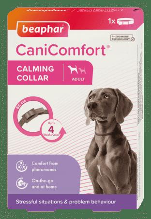 beaphar canicomfort calming collar beroligende feromoner
