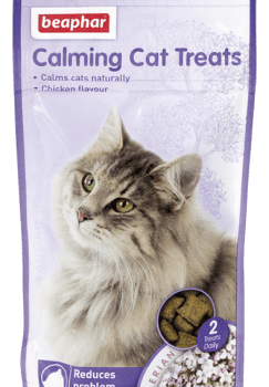 beaphar calming treats cat beroligende katt