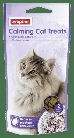 beaphar calming treats cat beroligende katt