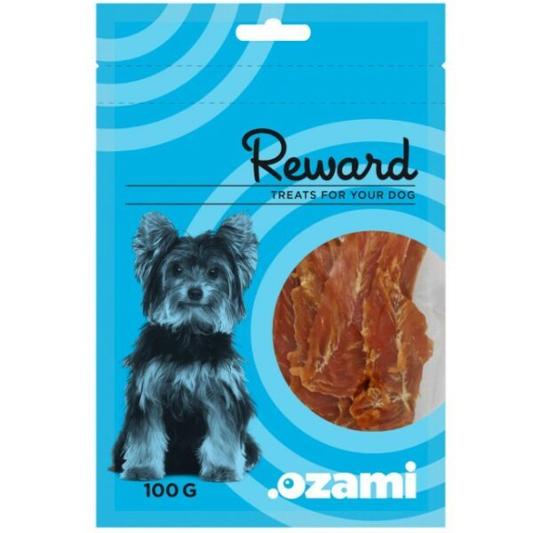 ozami hundesnacks chicken fillet