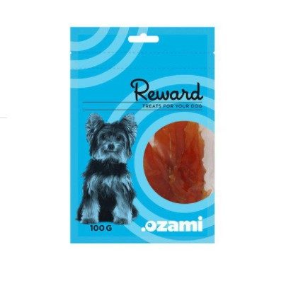 ozami hundesnacks chicken fillet soft