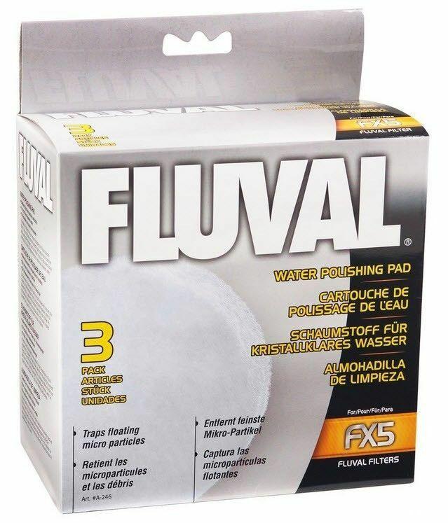 Fluval filtervatt