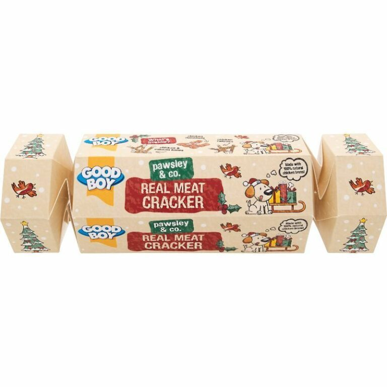 Good Boy Real Meat Cracker 75g