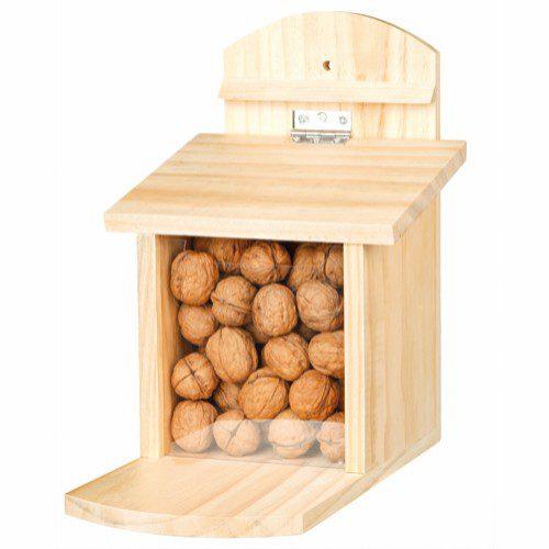 Forautomat til ekorn 20x30x30 cm