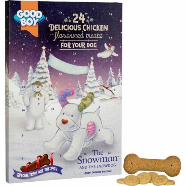 Good Boy Adventkalender The Snowman & the Snowdog 112g