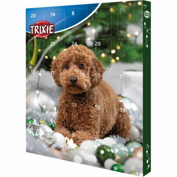 Trixie advendskalender hund