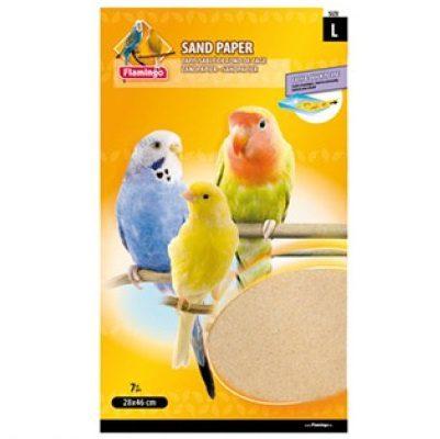 Sandpapir fugl