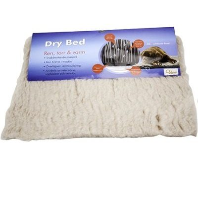 Dry bed ozami