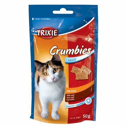 Trixie crumbies kattesnacks malt