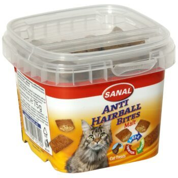 Sanal Malt Anti-Hairball Bites