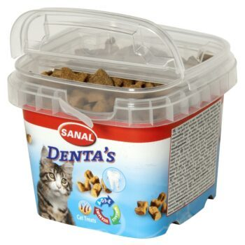 Sanal dentas Bites katt 75g
