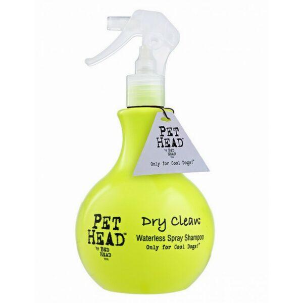 Spraytørr sjampo Pet Head dry clean 450ml