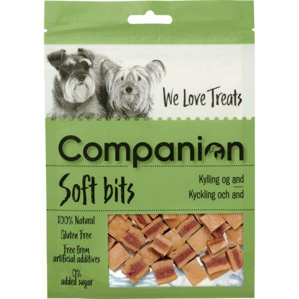 Companion soft snacks hund, 80gram