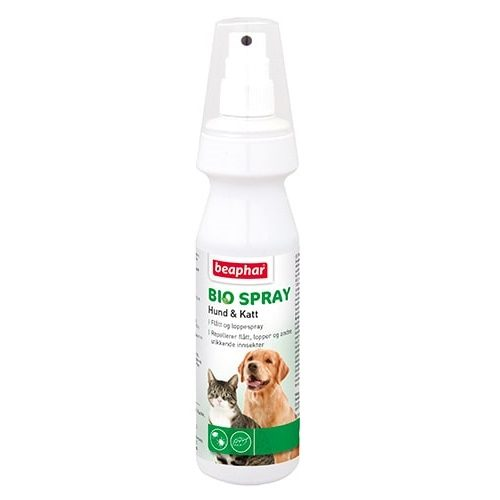 Bio spray mot insekter