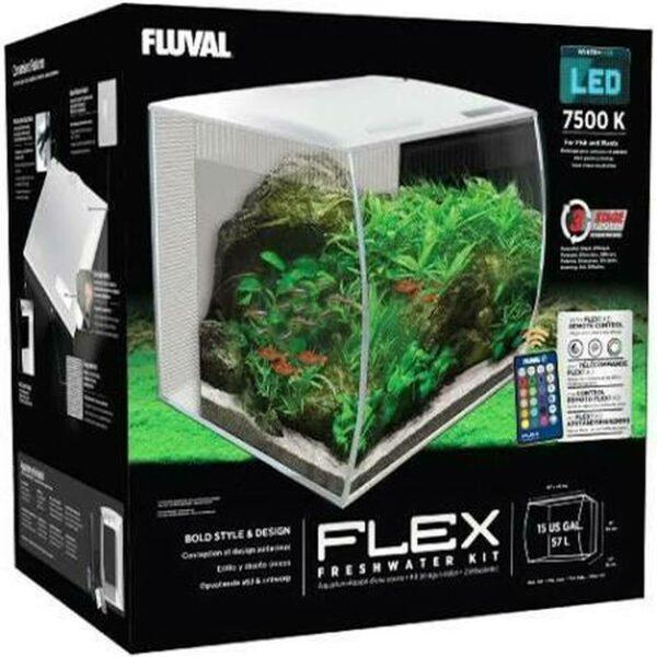 Fluval Flex Led 34liter