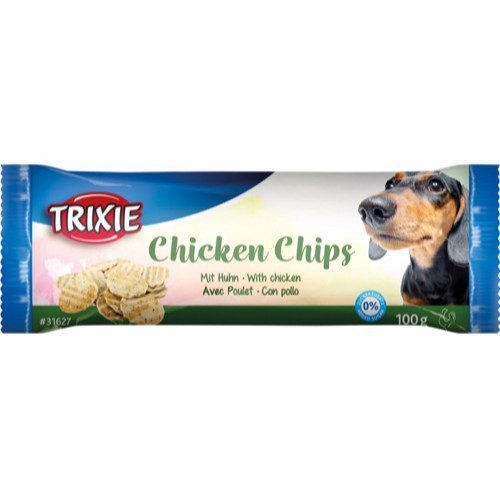 Kylling Chips hund